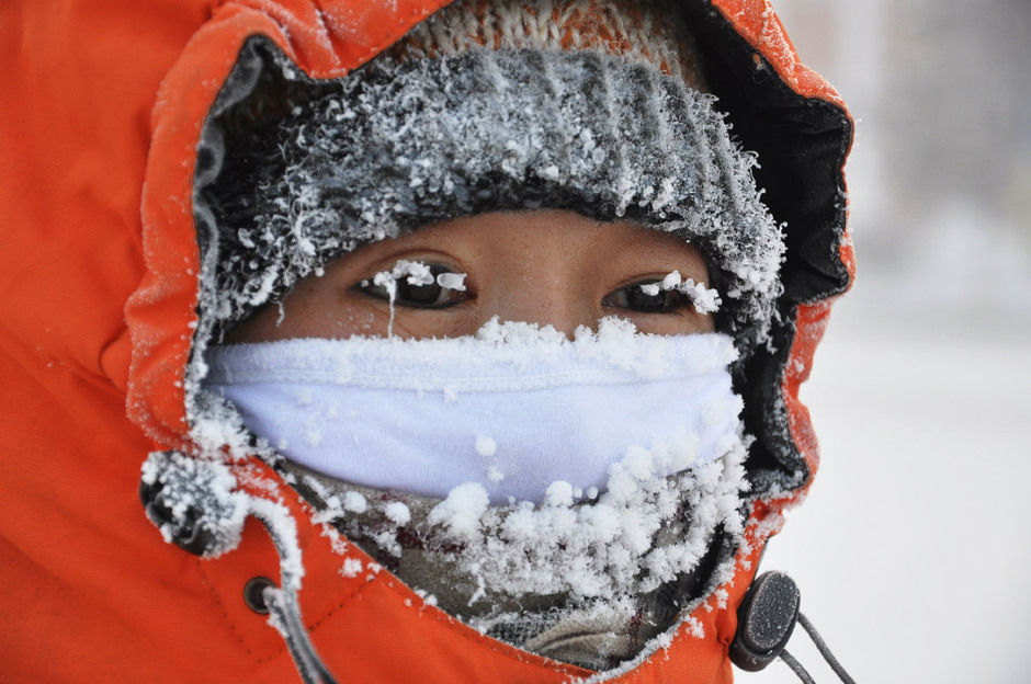 A Super Strong Cold Snap Is on The Way to Hit